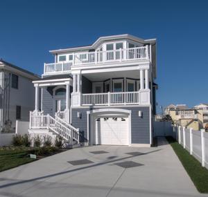 New Bay Front Home - 420 West Shore Dr, Brigantine NJ