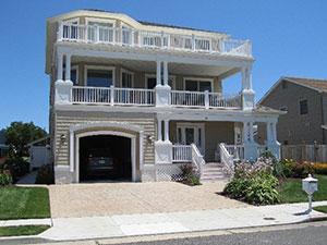 51 Ocean Drive West - Brigantine, NJ -Beach Block with Ocean & AC Views