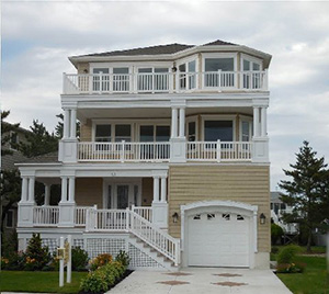 51 Ocean Drive West - Brigantine, NJ - Beach Block with Ocean & AC Views