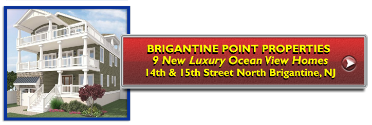 Brigantine Point Properties 9 Luxury Custom Homes