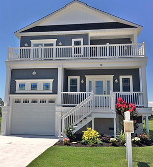 10 MacDonald Place, Brigantine, NJ - On the Golf Course