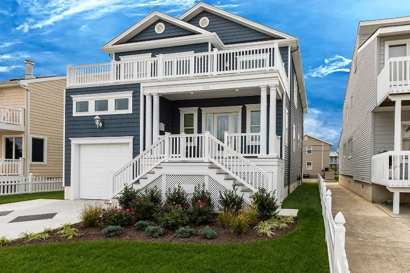 219 36th Street South, Brigantine NJ - 2 Blocks to Beach